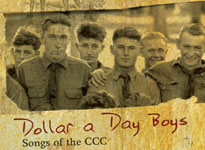 Dollar A Day Boys, Bill Jamerson, CCC, Cibilian Conservation Corps